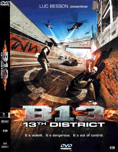 District B13 คู่ขบถ คนอันตราย ภาค 1 HD 2004