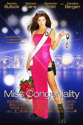 Miss Congeniality พยัคฆ์สาวนางงามยุกยิก ภาค 1 HD 2000