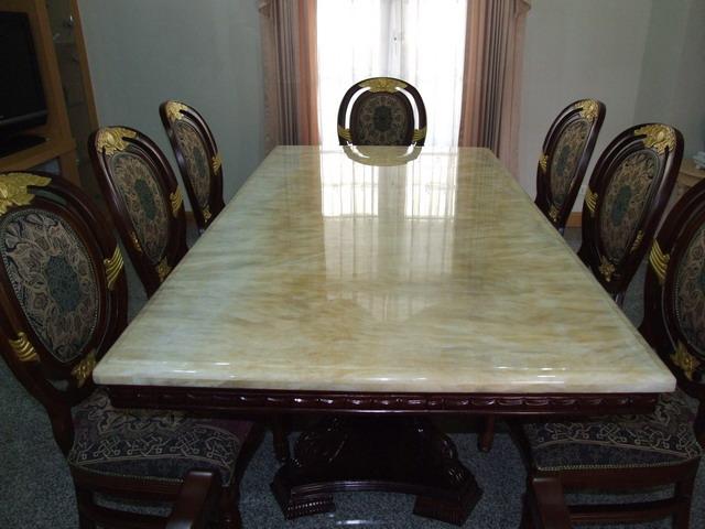 ผลการค้นหารูปภาพสำหรับ โต๊ะรับประทานอาหารหินอ่อนสีชมพู